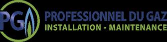 Logo Professionnel du gaz